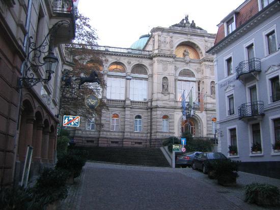 Foto de baden baden baden wurttemberg the historic tourist office in baden baden tripadvisor - Office du tourisme baden baden ...