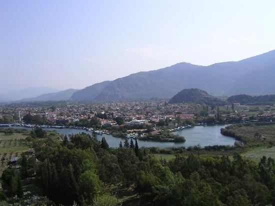 Dalyan: View over the Delta
