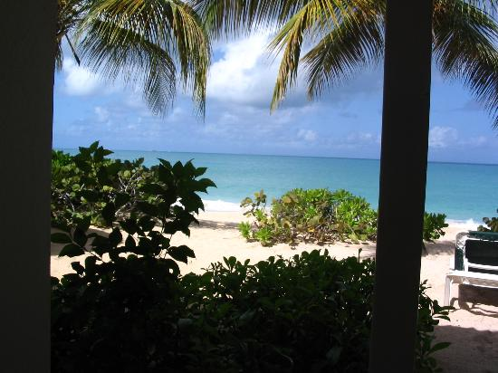 Galley Bay Resort & Spa : view from our room