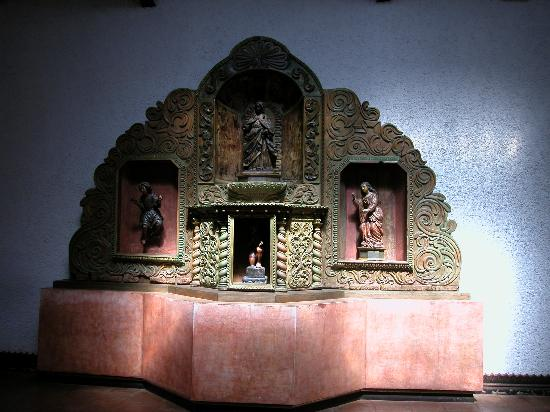 Hotel Museo Spa Casa Santo Domingo : Ancient convent relics dot the hotel