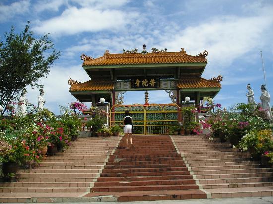 Кота-Кинабалу, Малайзия: Buddist Temple Kota Kinabalu