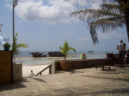 Ocean Sports Hotel, Watamu, Kenya, East Africa