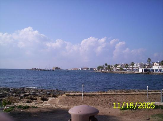 Demetra Apartments: sea view)