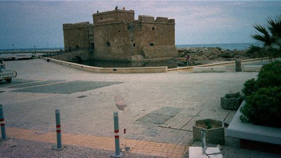 Demetra Apartments: paphos fort