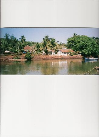 Baga, Indien: Still Waters