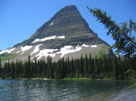 Glacier National Park, MT: Hidden Lake2_2006