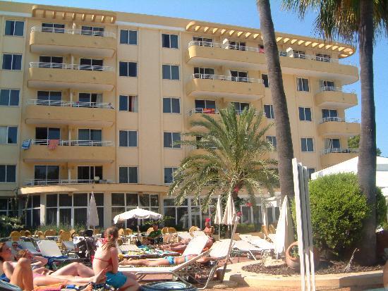 Foto de Hotel Apartamentos Ivory Playa
