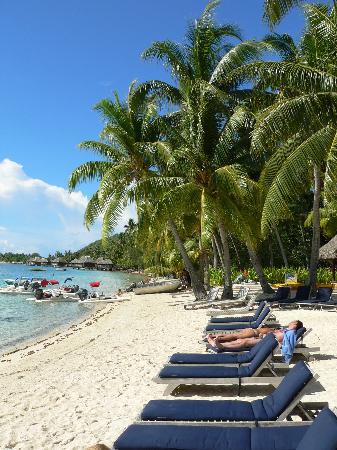 Bora Beach Resort La Plage Du Novotel