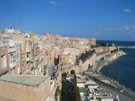 eiland Malta, Malta: Valletta
