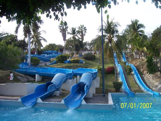Gran Festivall All Inclusive Resort: water slides