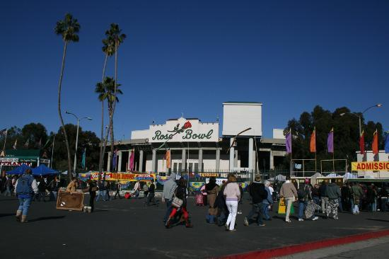 Pasadena, Kaliforniya: Rose Bowl Flea Market