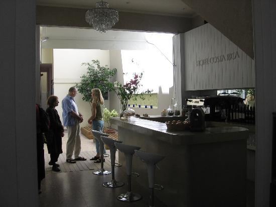 Hotel Costa Rica: Lobby