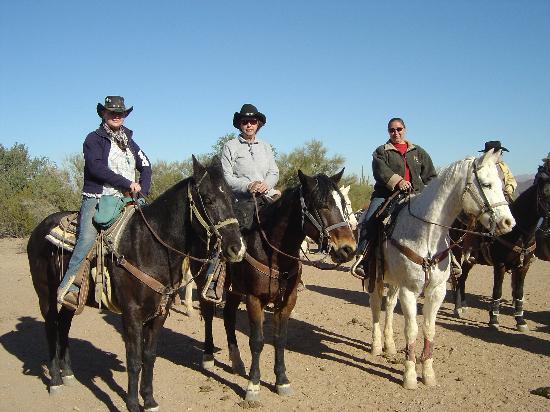 White Stallion Ranch Photo