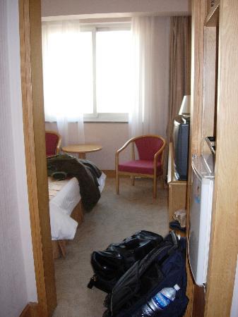 City Line Hotel (Harmony) : Room