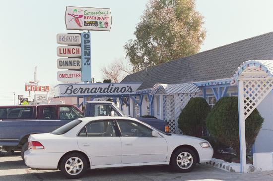 Bernardino S Restaurant Inyokern Ca
