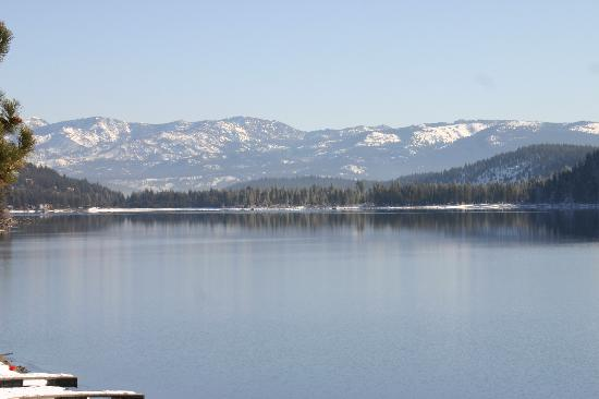 Truckee, Californie : Donner Lake