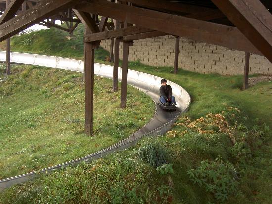 Maximilian Hotel: Bobsleigh Track