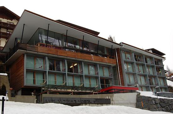 Hotel Lux Alpinae: The Hotel