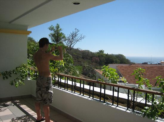 on our balcony picture of park royal huatulco huatulco