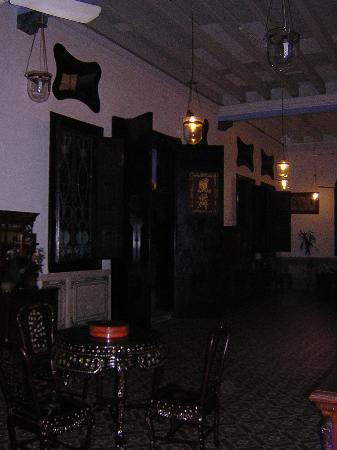 Cheong Fatt Tze - The Blue Mansion: Courtyard
