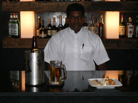 Heritance Ahungalla: Pre dinner beer anyone?