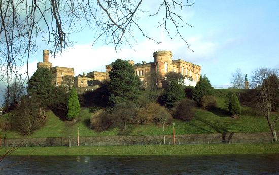 Ινβερνές, UK: Inverness Castle