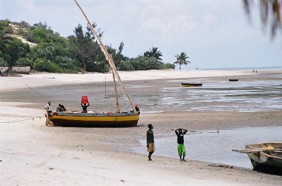 Provincie Inhambane Foto
