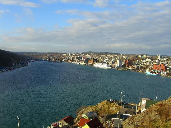 St. John's, Canada: St. Johns Harbour