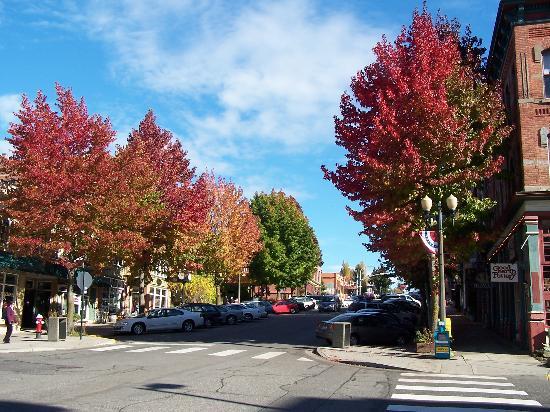 Bellingham, WA: Fairhaven