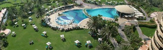 Le Royal Meridien Beach Resort & Spa: Garden Panoramic 2004