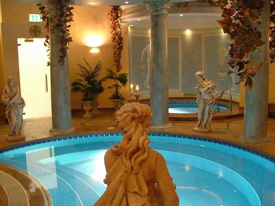 Le Royal Meridien Beach Resort & Spa: Spa Pools 2004
