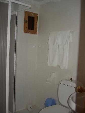 Goreme Suhan Park Hotel: toilet