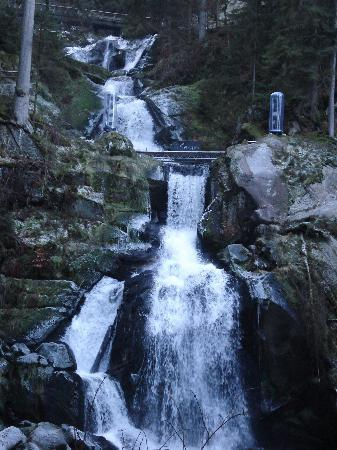 Triberg, Tyskland: waterfalls