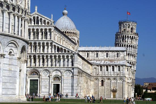 Toscana, Italien: Pisa Duomo
