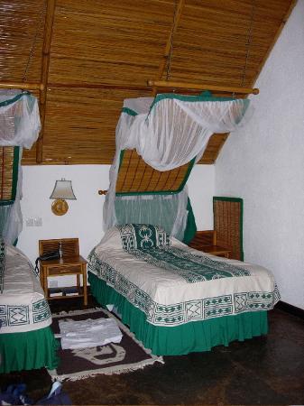 Samburu Serena Safari Lodge: Inside a room