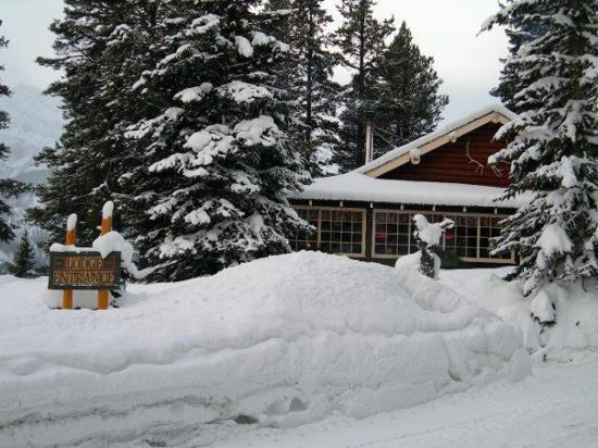 Entrance - Storm Mountain Lodge & Cabins Photo