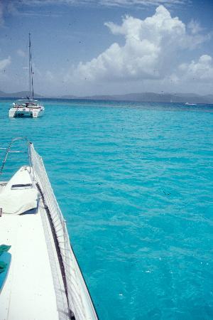 Cape Santa Maria Beach Resort & Villas: Water is
