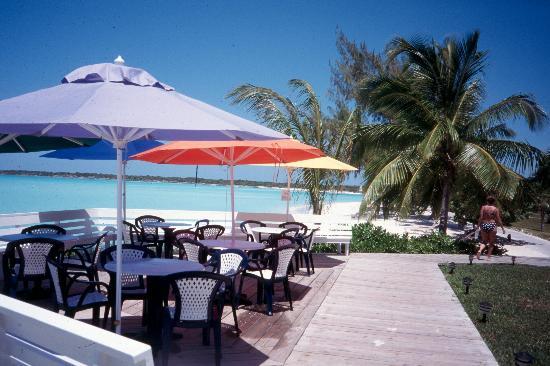 Cape Santa Maria Beach Resort & Villas: A nice clubhouse