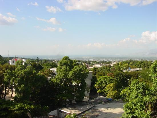 St. Joseph's Home for Boys: Rooftop view at St. Joseph's Guesthouse