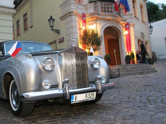 Alchymist Grand Hotel & Spa: Rolls