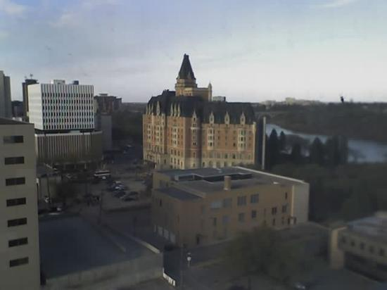 Radisson Hotel Saskatoon: Our view