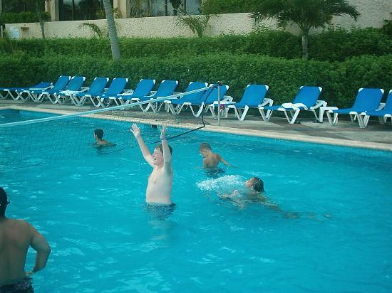 Beach Palace: BP pool
