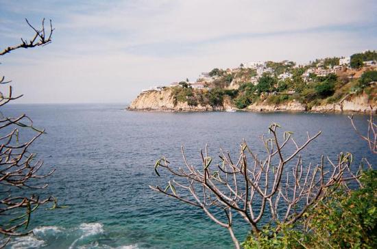 Isla La Roqueta: View from La Roqueta