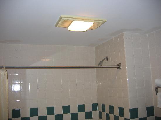 Super Value Inn: Nice shower