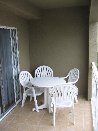 Vacation Village at Parkway: Balcony