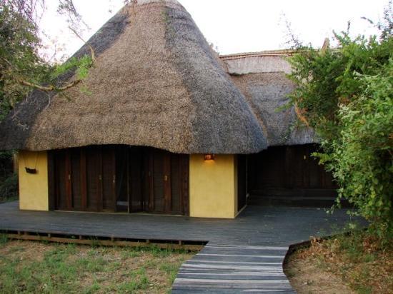 Luangwa River Camp: Sleeping Lodge