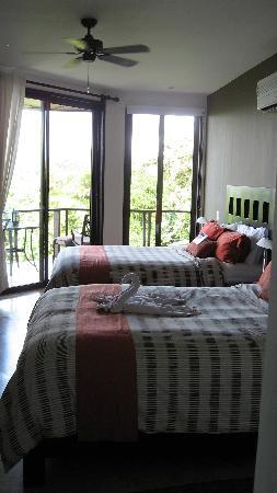 Tulemar Resort: bedroom in a 3BR casa