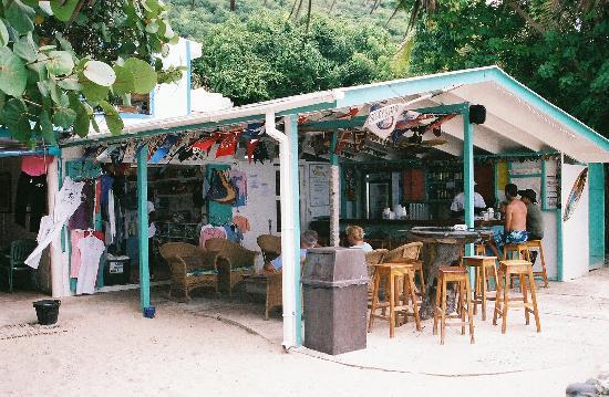 Soggy Dollar Bar - Jost Van Dyke