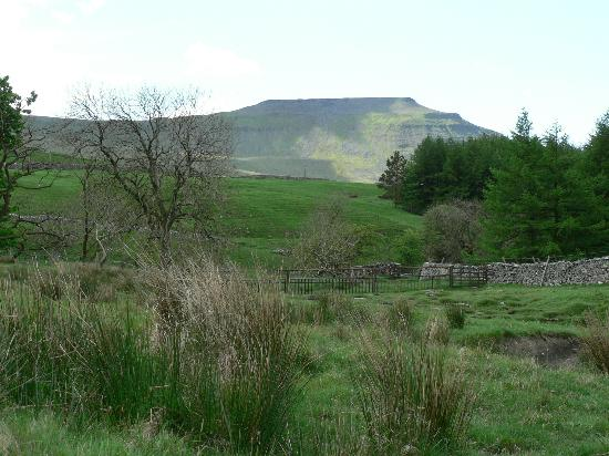 ‪Ingleborough‬