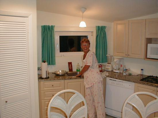 Guana Bay Beach Villas: We brought our own 24 hour maid